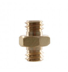 "Spigot Adapter MC-1060A 3/8"" Male 3/8"" Male"