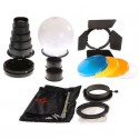 Falcon Eyes Accessory Set LA-K7 for Mini Fresnel