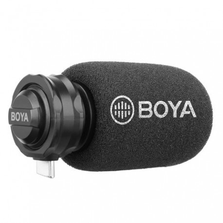 Boya Digital Shotgun Microphone BY-DM100 for Android USB-C