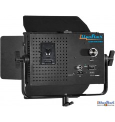 SETLEDP900DMX - Eclairage LED 54W de studio Vidéo & Photo, 5400°K, 6480 lm, DMX-512, V-Mount (Demo, 1 year warranty) - illuStar