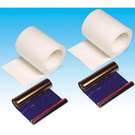 DNP Paper DM4640P 2 Rolls à 400 prints. 10x15 Perforated for DS40