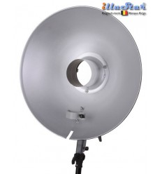 RBDRF47 - Bol Beauté - Beauty dish - Soft Reflector ø47cm pour Flash annulaire RF-400 - illuStar