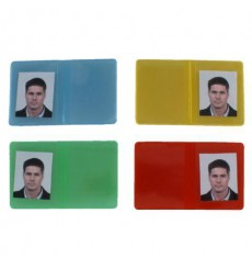 Benel Passport Photo Wallets 250 Pcs. Color Mixed