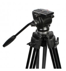 Nest Video Tripod NT-777 + Fluid Damped Pan Head