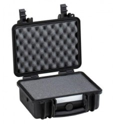 Explorer Cases 2712 Black Foam  305x270x144