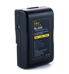 Rolux V-Mount Battery RL-65S 65Wh 14.8V
