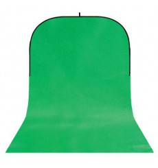 StudioKing Background Board BBT-10 Green 150x400 cm